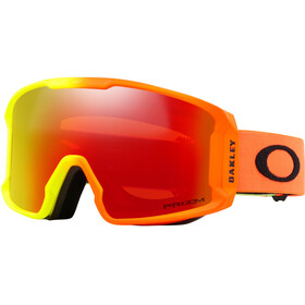 Oakley Line Miner XM - Lunettes de protection - orange/rouge